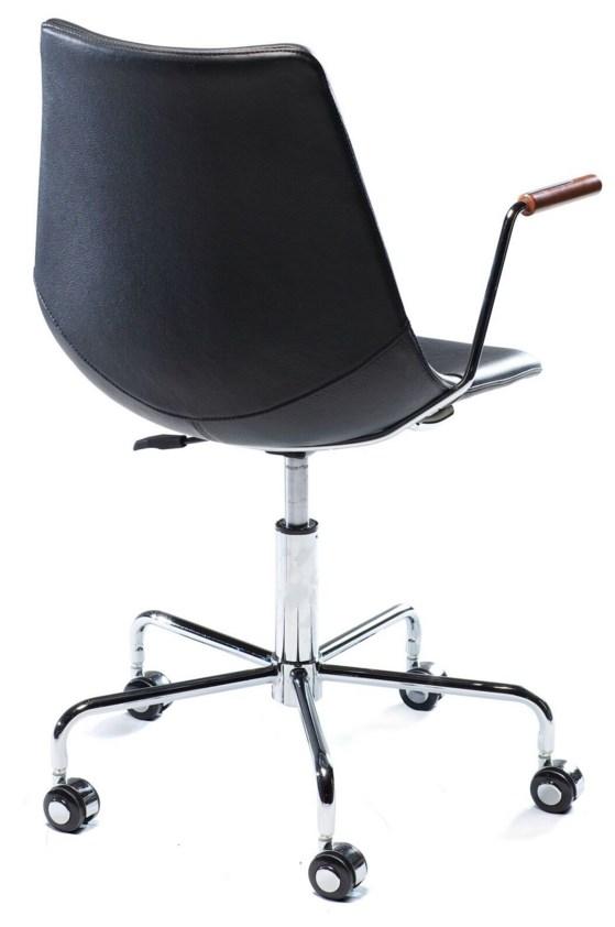 Cross kontorsstol svart inredningstips